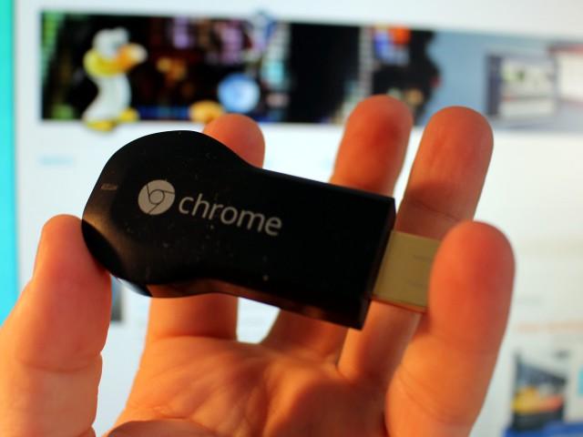 Der Chromecast ist die fast perfekte Ergänzung zum Android-Handy oder-Tablet.