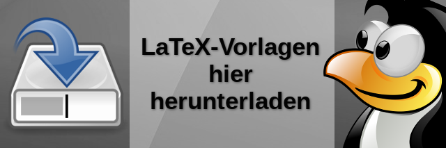 Hier LaTeX-Vorlagen für die eigene Bewerbung herunterladen.
