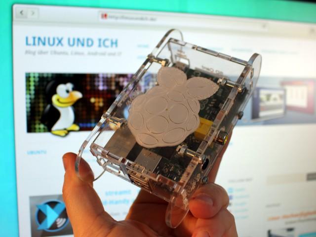 Der Raspberry Pi ergibt zusammen mit OpenELEC das ideale Mediacenter.