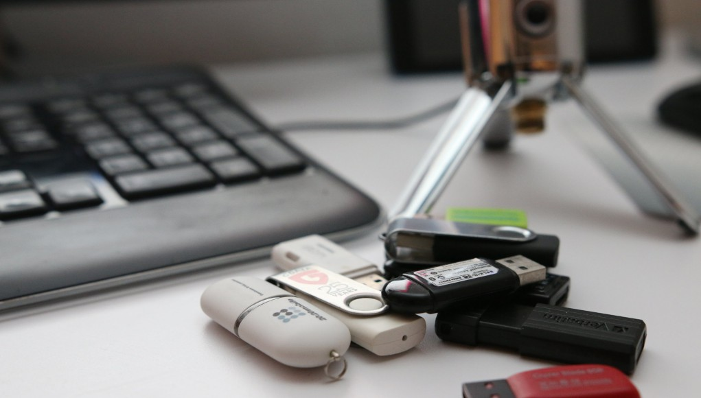 USB-Sticks mounten unter Linux