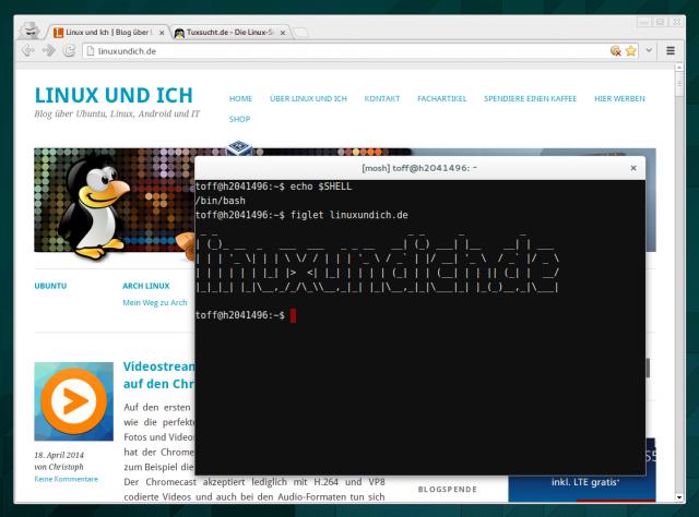 Mosh gibt es inzwischen auch als Browser-App für Chrome.