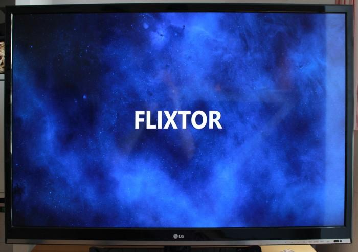 Die Flixtor-App unterstützt den Chromecast-Dongle.