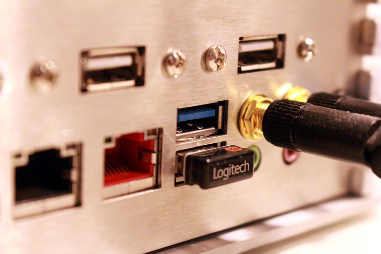 USB 3 0 stört 2,4-GHz-Funk: Wenn die Funkmaus ruckelt und