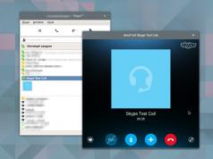 Skype unter Linux