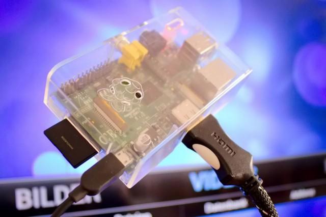 Für einen Raspberry Pi als Mediacenter sollte euer HDMI-Kabel am besten dem CEC-Standard entsprechen.