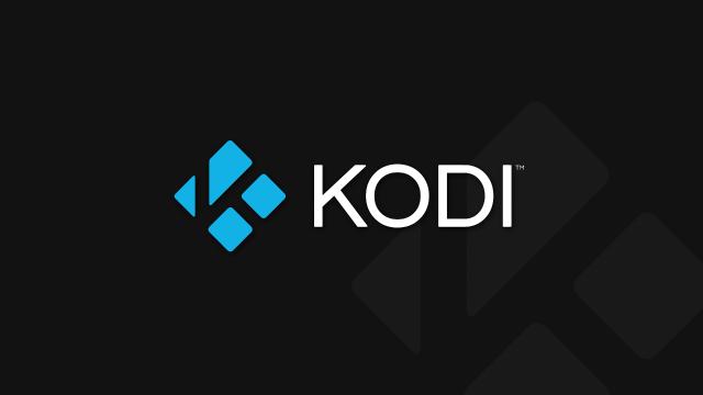 Das neue Logo für Kodi, früher bekannt als das XBMC-Media-Center.