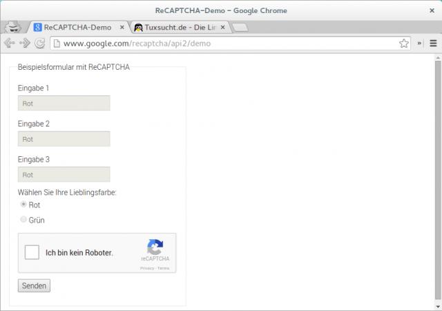 ReCAPTCHA soll in Zukunft ohne Krackelschrift auskommen.