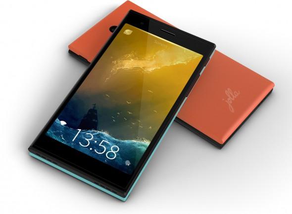 Das Jolla-Phone mit Sailfish OS gibt es seit etwa einem Jahr auf dem Markt.