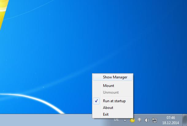 Win-sshfs mountet SSH/SFTP transparent in Windows › Linux