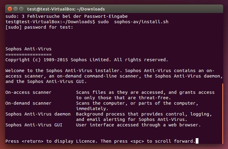 installation de santé gnu ubuntu 10