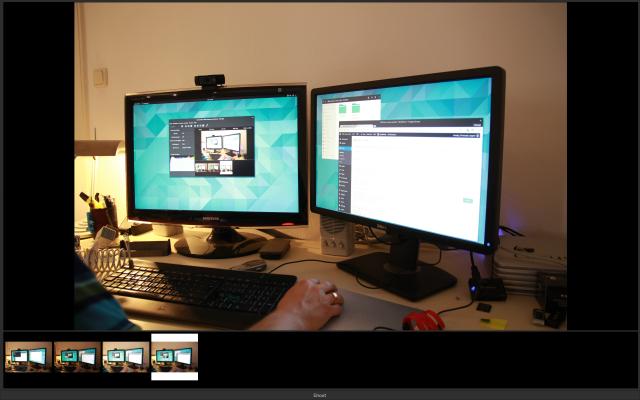 Mit dem Photo-Box-Plugin lässt sich eine Linux-basierte Photobox aufbauen.
