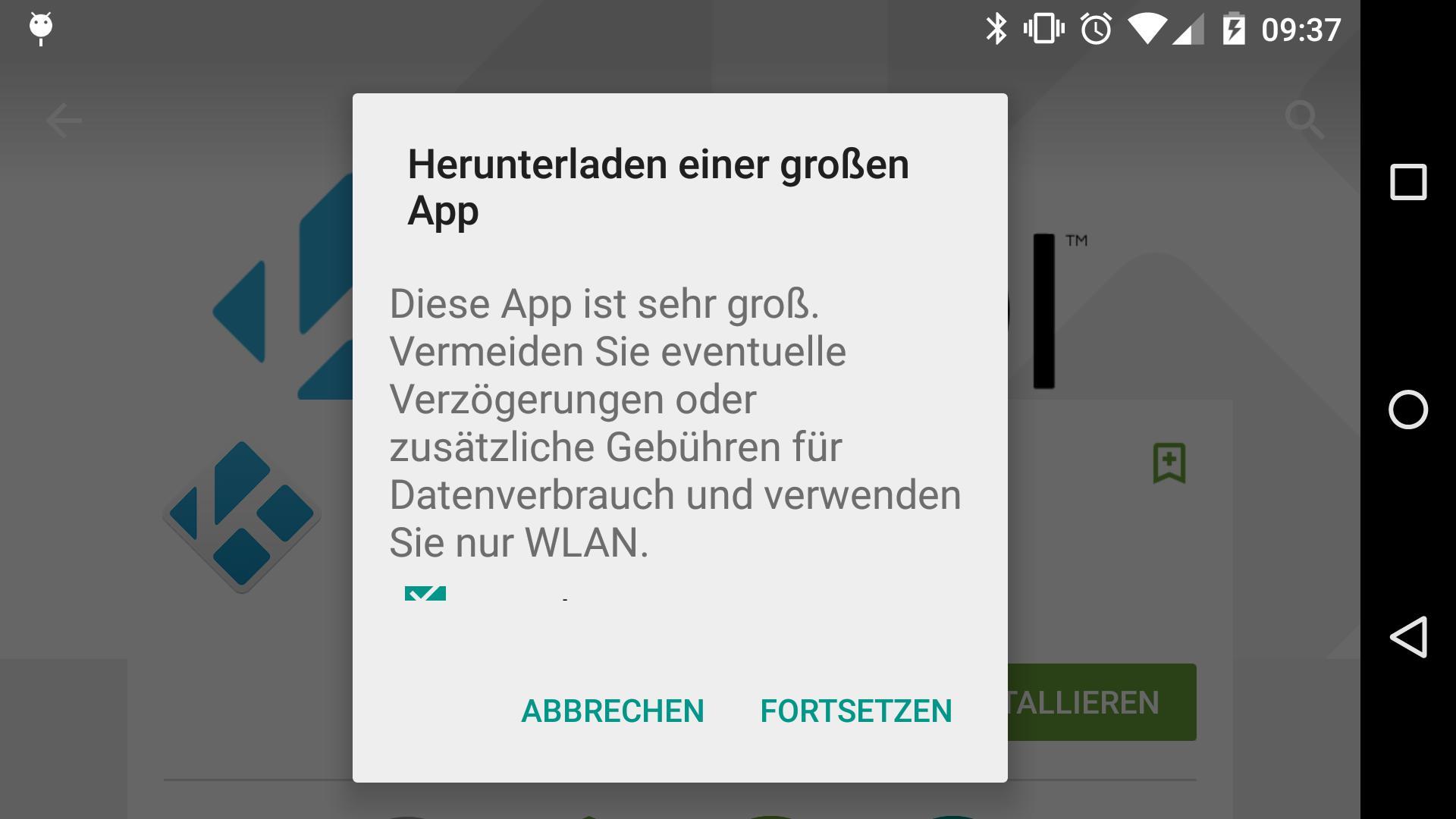 Kodi für Android ab jetzt im Play Store › Linux und Ich