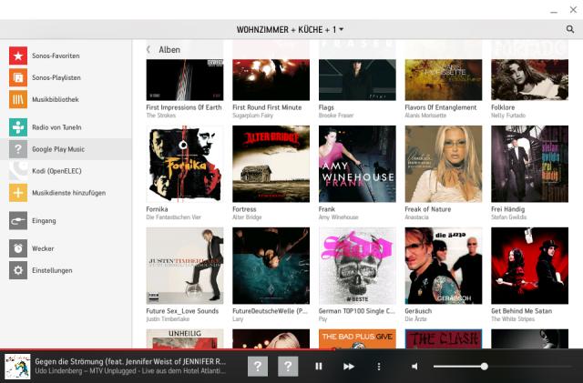 Mit der App Runtime for Chrome könnt ihr nun die Sonos-App für Android unter Linux nutzen.