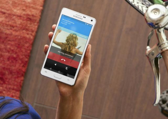 Die neue Android-Version von Signal integriert die von RedPhone bekannte verschlüsselte VoIP-Telefonie.