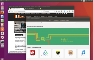 Ubuntu Software