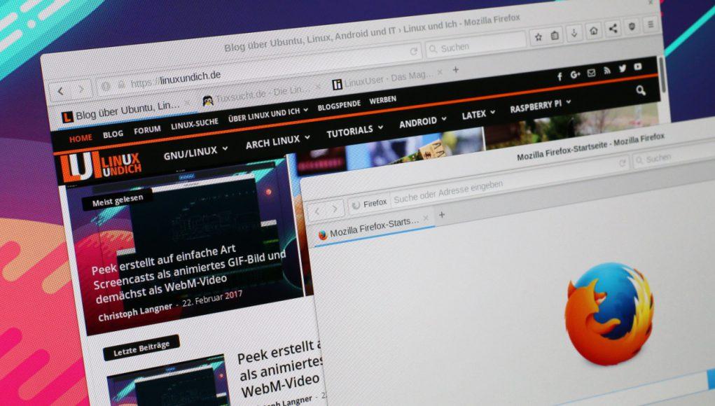 Aktualisiertes Gnome-Theme für Firefox 45 und neuer › Linux